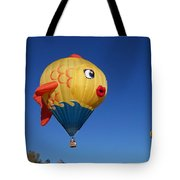 Goldie The Goldfish Tote Bag