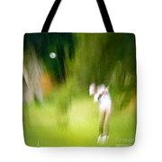 Golf At The Blue Monster In Doral Florida 01 Tote Bag