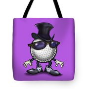 Golf Classic Tote Bag