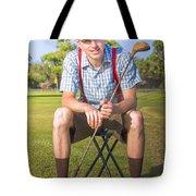 Golf Club Pro Tote Bag