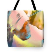 Golf Dream Tote Bag