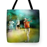 Golf In Club Fontana Austria 03 Tote Bag