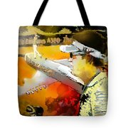 Golf In Club Fontana Austria 04 Tote Bag