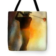 Golf In The Portugal Masters 01  Tote Bag