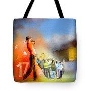Golf Madrid Masters 01 Tote Bag