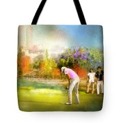 Golf Madrid Masters  02 Tote Bag