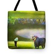 Golf Madrid Masters 03 Tote Bag