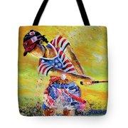 Golf Sandsation Tote Bag