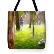 Golf Trophee Hassan II In Royal Golf Dar Es Salam Morocco 02 Tote Bag