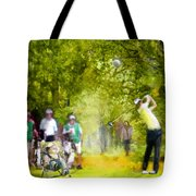 Golf Trophee Hassan II In Royal Golf Dar Es Salam Morocco 03 Tote Bag