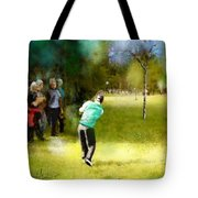 Golf Vivendi Trophy In France 02 Tote Bag