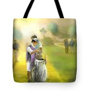 Golf Vivendi Trophy In France 03 Tote Bag