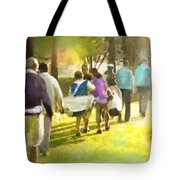 Golf Vivendi Trophy In France 04 Tote Bag