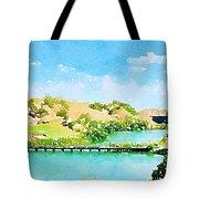Golfers Delight Tote Bag