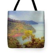 Golfo Dulce Costa Rica Tote Bag