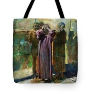 Golgotha Tote Bag