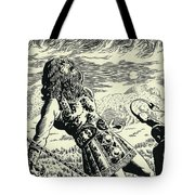 Goliath Tote Bag