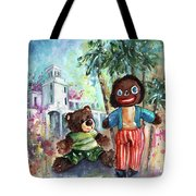 Gollivers Travel Tote Bag