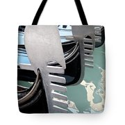 Gondola In Line Tote Bag