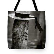 Gondolier Hat Tote Bag