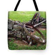 Gone Are The Days Tote Bag