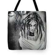Gone For A While Tote Bag