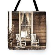 Gone Tote Bag by Julie Palencia