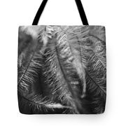Gone To Seed Clematis Tote Bag