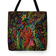 Gone Wild Tote Bag