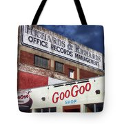 Goo Goo Shop Tote Bag