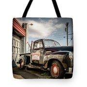 Goober's Tow Truck Tote Bag