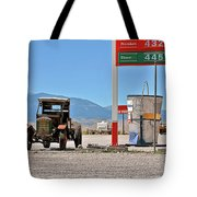 Good Bye Death Valley - The End Of The Desert Tote Bag