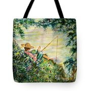 Good Fishing Tote Bag