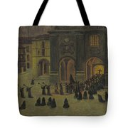 Good Friday Early Morning In Orduna Tote Bag