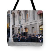 Good Friday On Trinity Place Tote Bag