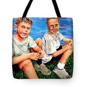 Good Friends S Tote Bag