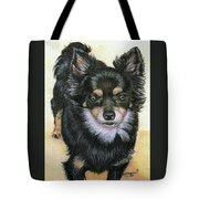 Good Golly Miss Molly Tote Bag