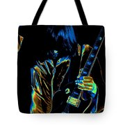 Good Guitar Vibrations Tote Bag