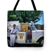 Good Humor Man Tote Bag