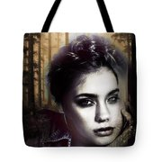 Good Listener But Bad Marriage Material, I Present You Claudette Potreaux Tote Bag