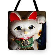 Good Meowning. #myfab5 Tote Bag