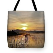Good Morning   God Tote Bag