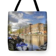 Good Morning Amsterdam Tote Bag