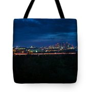 Good Morning Austin Tote Bag