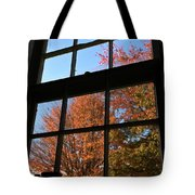 Good Morning Autumn Tote Bag