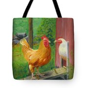 Good Morning  Dudley Tote Bag