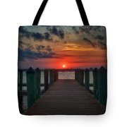 Good Morning Fort Myers Tote Bag