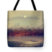 Good Morning Italy Tote Bag