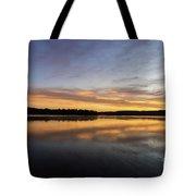 Good Morning Lake Springfield Tote Bag