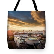 Good Morning  Munich Tote Bag
